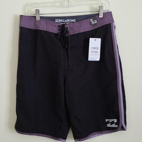 Billabong NWT board shorts